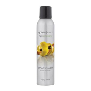 Fruit Emotions, shower mousse, papaya-lemon, 200 ml