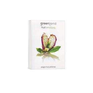 Fruit Emotions sleeve dragon fruit-white tea