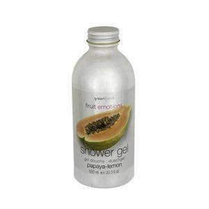 Fruit Emotions Duschgel 600 ml, Papaya-Zitrone
