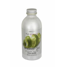 Fruit Emotions douchegel 600 ml, limoen-vanille