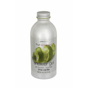 Fruit Emotions Duschgel 600 ml, Limette-Vanille