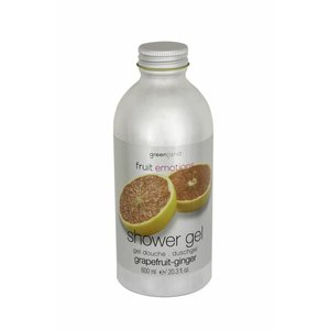 Fruit Emotions douchegel 600 ml, grapefuit-gember