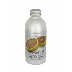 Fruit Emotions shower gel 600 ml, grapefuit ginger