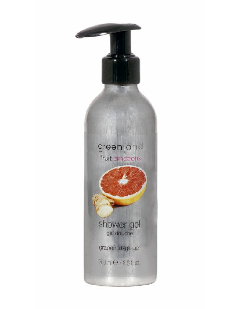 Fruit Emotions douchegel grapefruit-gember, 200 ml