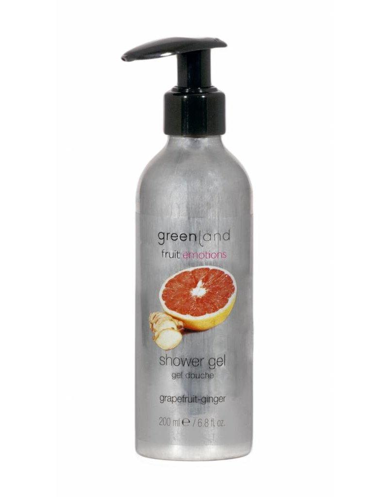 Fruit Emotions shower gel grapefruit-ginger, 200 ml