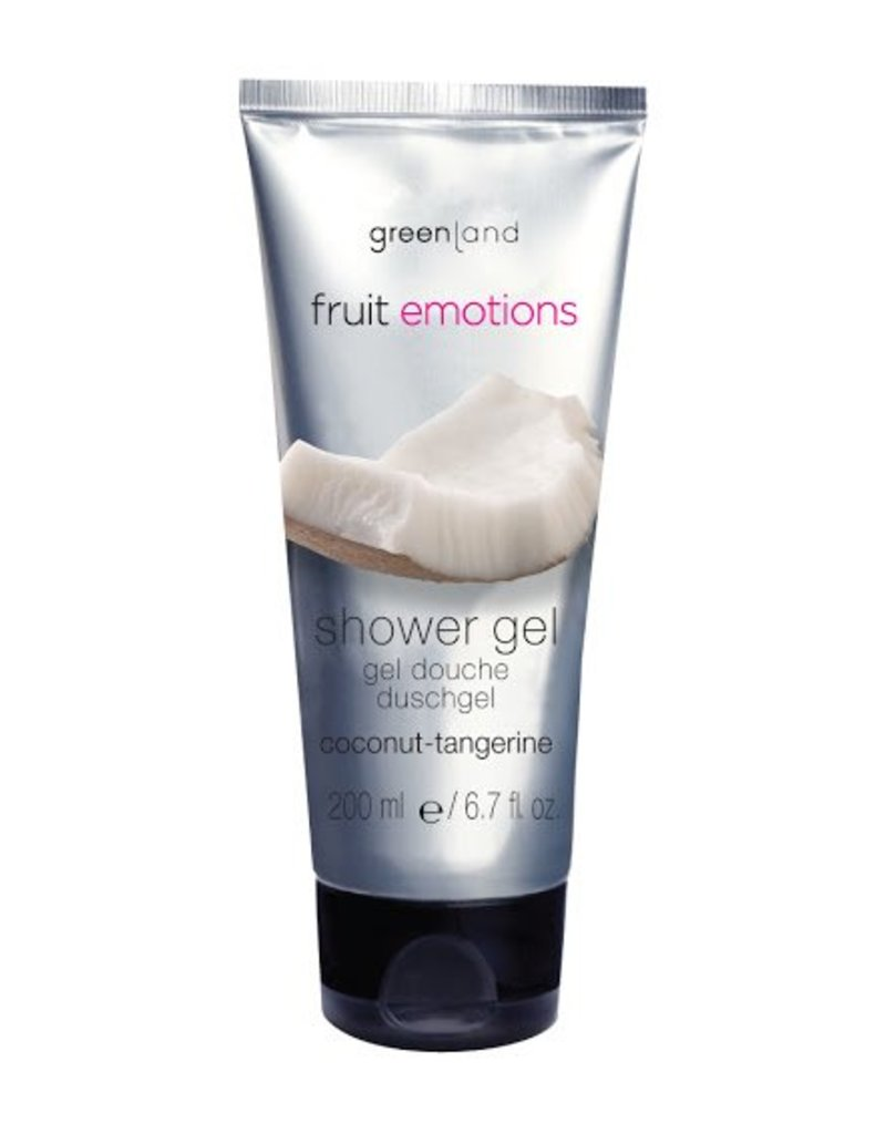 Fruit Emotions Duschgel 200 ml, Kokosnuss-Mandarine
