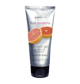 Fruit Emotions shower gel 200 ml, grapefruit ginger