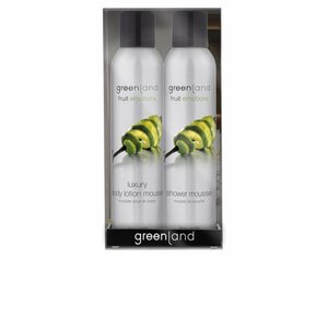 Fruit Emotions gift pack: mousse sensation, lime-vanille