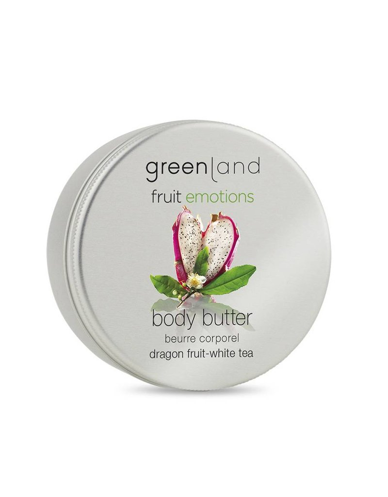 Fruit Emotions, body butter, dragon fruit-white tea, 120 ml