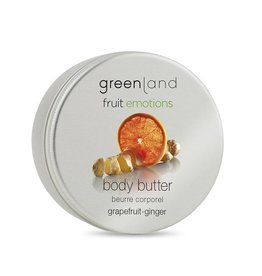 Fruit Emotions, body butter, grapefruit-gember, 120 ml