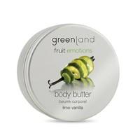 Fruit Emotions, body butter, limoen-vanille, 120 ml