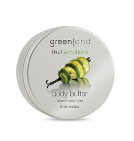 Fruit Emotions, body butter, limoen-vanille, 120 ml
