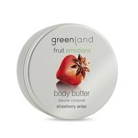 Fruit Emotions, body butter, aardbei-anijs, 120 ml