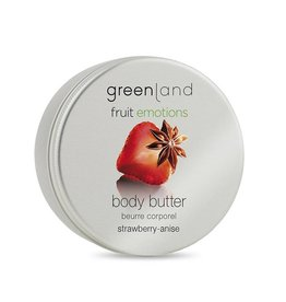Fruit Emotions, body butter, aardbei-anijs, 120 ml
