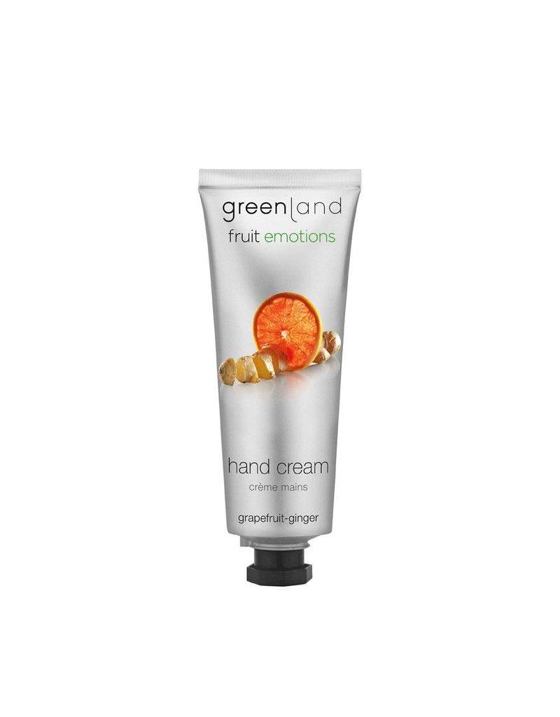 Fruit Emotions, handcrème, grapefruit-gember, 75 ml