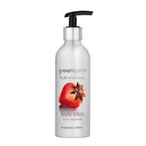 Fruit Emotions, body lotion, strawberry-anise, 200 ml
