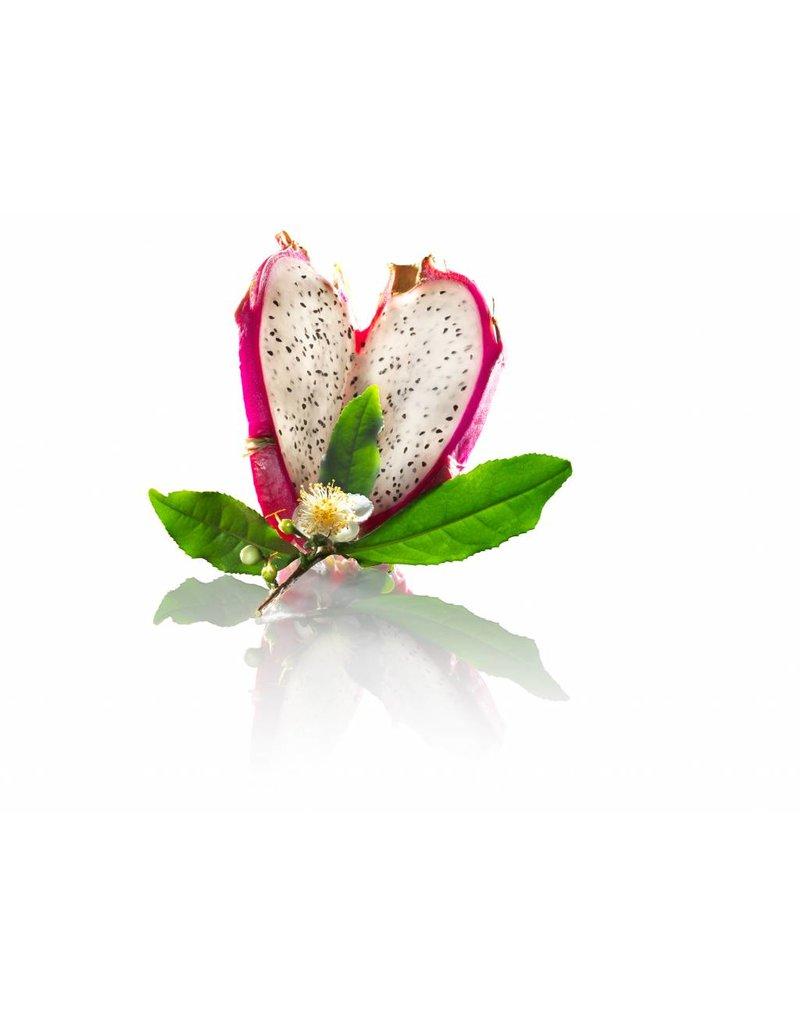 Fruit Emotions Geschenkset: Peelinghandschuh, Duschgel, Körperbutter, Drachenfrucht-Weißer Tee