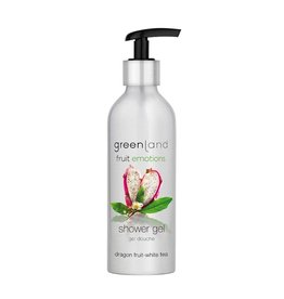 Fruit Emotions, shower gel, dragon fruit-white tea, 200 ml