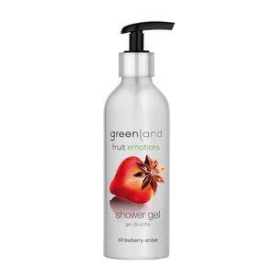 Fruit Emotions, shower gel, strawberry - anise, 200 ml