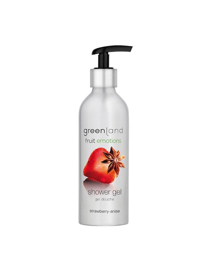 Fruit Emotions, shower gel, strawberry-anise