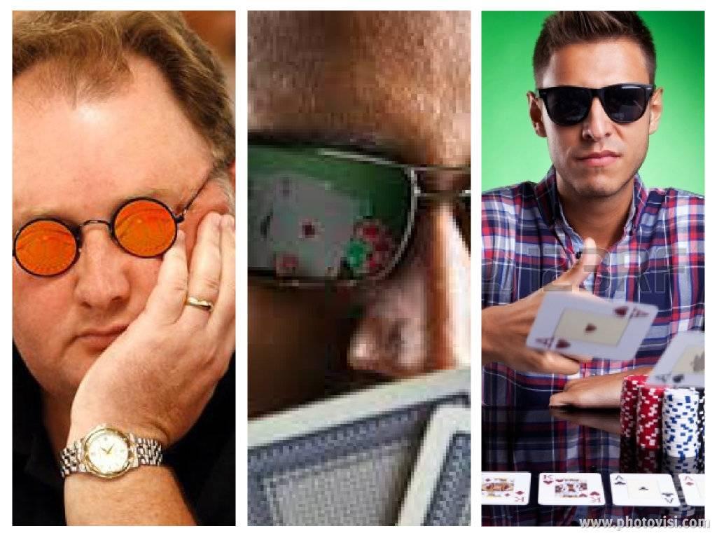 Voor- en nadelen van een zonnebril dragen tijdens het pokeren