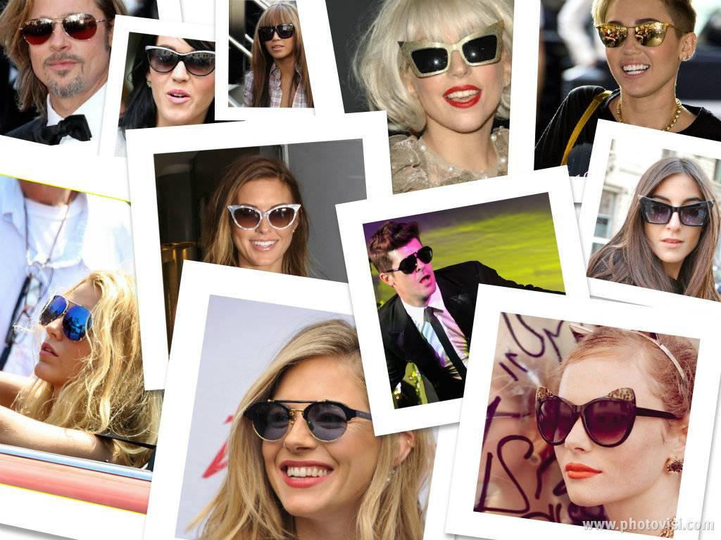 Waarom supersterren graag zonnebrillen dragen
