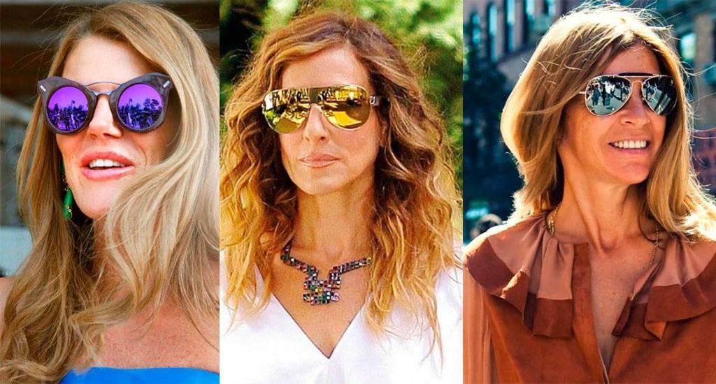 Terugkeer van stijlen met de retro-klassieke zonnebril