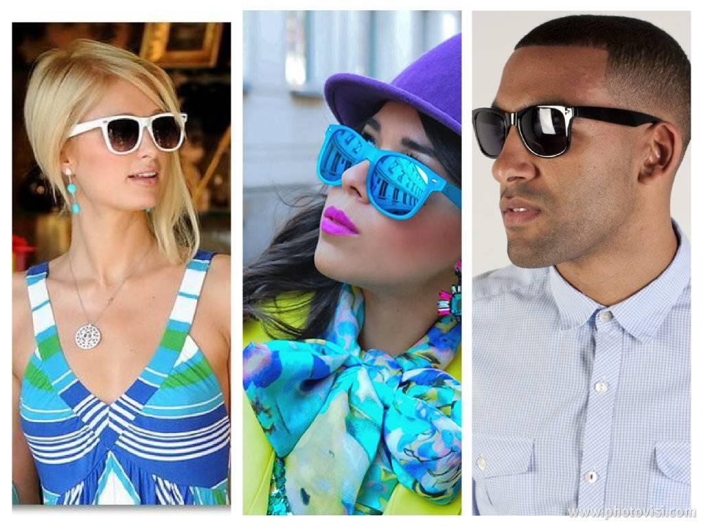 Past jouw imitatie Wayfarer zonnebril goed bij je gezicht: stijltips