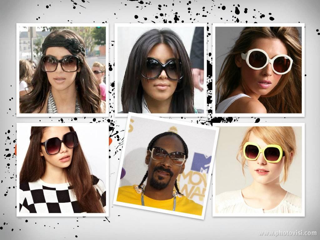 Een extra grote zonnebril dragen: van modeslachtoffer tot modegenie
