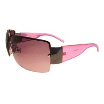 Roze Dames Zonnebril