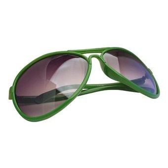 Groene Zonnebril