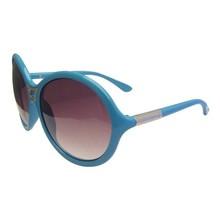 Lichtblauwe Zonnebril
