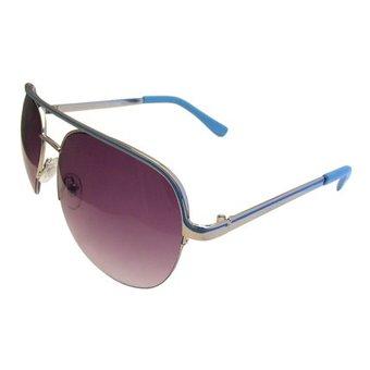 Blauwe Pilotenbril