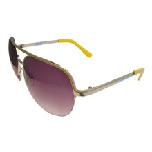Gele Pilotenbril