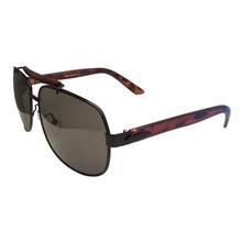 Donkerbruine Pilotenbril