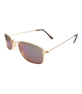 Spiegelglas Zonnebril
