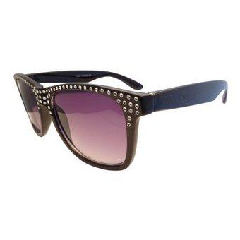 Zwarte Diamanten Zonnebril