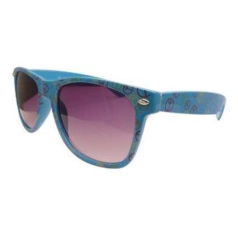 Blauwe Aparte Wayfarer
