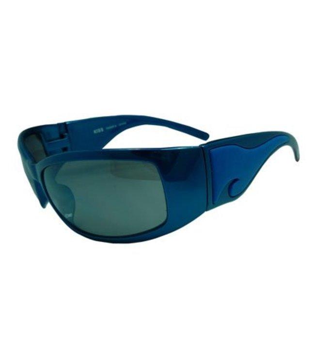 Coole Blauwe Zonnebril