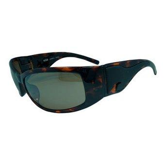 Bruin/Zwarte Zonnebril