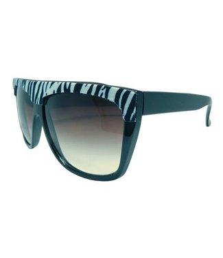 Zebra Style Zonnebril