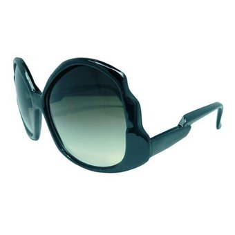 Aparte Zwarte Zonnebril
