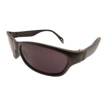 Zwarte Kunststof Zonnebril