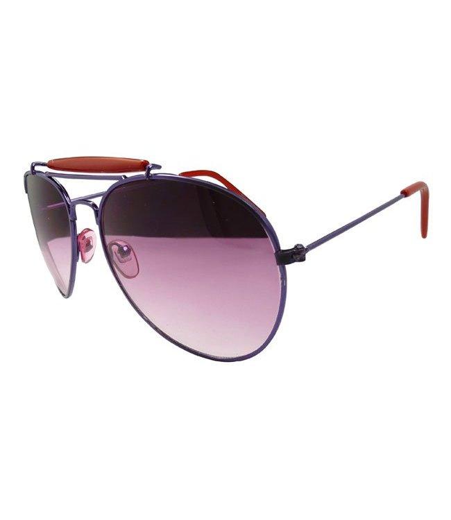 b0f432f58fddbd Paarse Pilotenbril - Goedkope Zonnebril