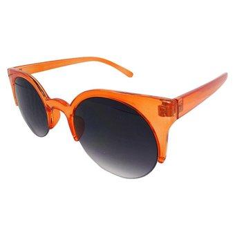 Oranje Trendy Zonnebril