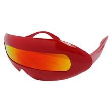 Red Space Spiegelbril