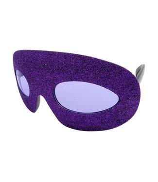 Galaxy Glitterbril