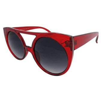 Rode Zonnebril