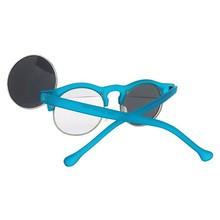Blauwe Klepjes Zonnebril