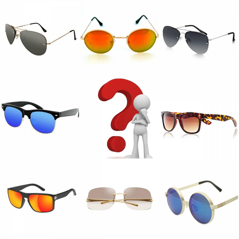 Veel gestelde vragen over zonnebrillen